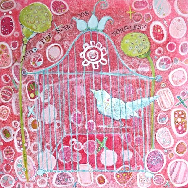 Jane Moore Houghton's artwork